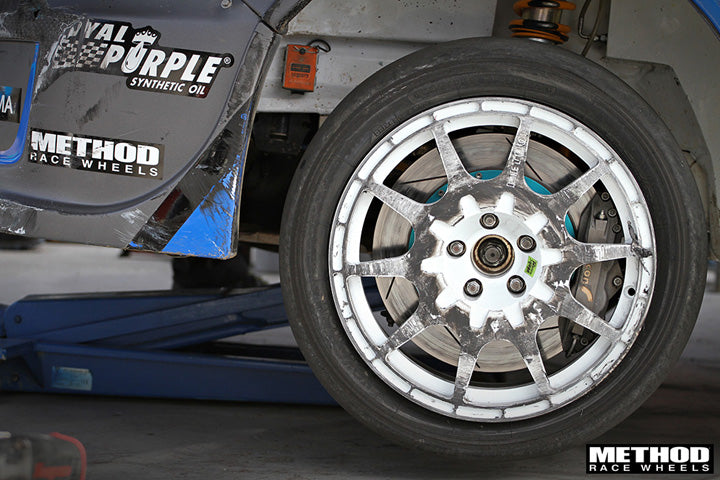 Method Race Wheels | RallyCross Wheel | Subaru