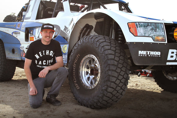 Jason Voss | Voss Motorsports | Method Race Wheels