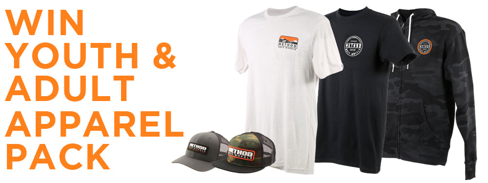 Win youth & adult apparel pack