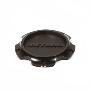 Center Cap | Screw On | Matte Black | 310, 311, 312