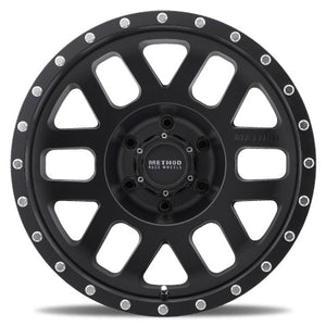 306 | Mesh | Matte Black-Method Race Wheels-Method Race Wheels