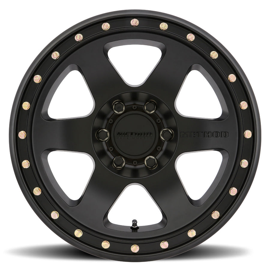 310 | Con 6 | Matte Black-Method Race Wheels-Method Race Wheels
