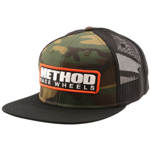 Method Camo Patch | Snapback