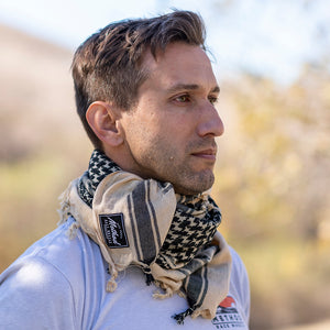 Method Dakar Shemagh Scarf