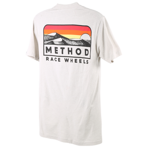 Method Duner T-Shirt | Retro White
