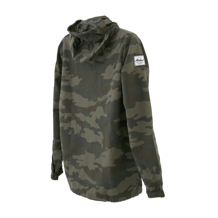 OG Jacket | Snap Up | Camo