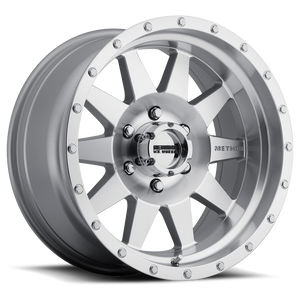Machined MR301 Standard Off-Road Wheels.
