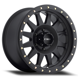 304 | Double Standard | Matte Black-Method Race Wheels-Method Race Wheels