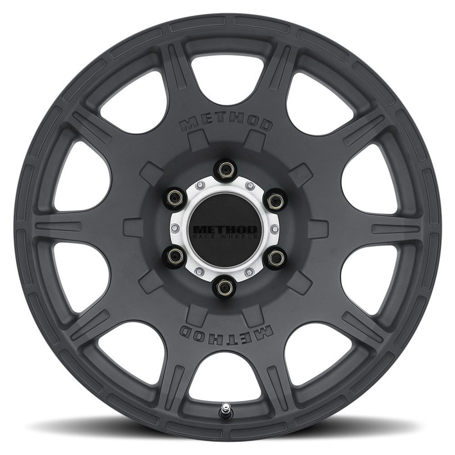 308 | Roost | Matte Black-Method Race Wheels-Method Race Wheels