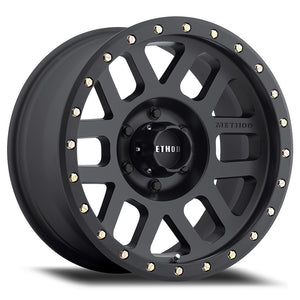 309 | Grid | Matte Black-Method Race Wheels-Method Race Wheels