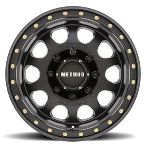 311 | Vex | Matte Black-Method Race Wheels-Method Race Wheels