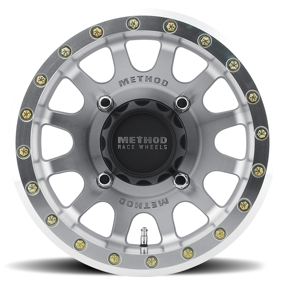 Beadlock machined utv and atv wheel method race wheels 401 utv beadlock machined sciox Gallery