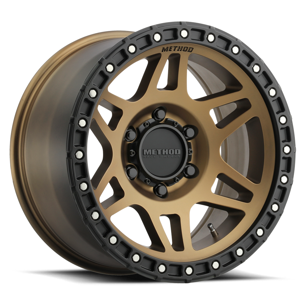 312 bronze off road truck wheels method race wheels
