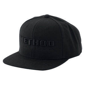 Method Black Out Hat | Snapback