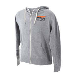 Method Duner Hoodie Zip-Up | Grey
