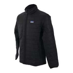 Methodonia Puffer Jacket | Black