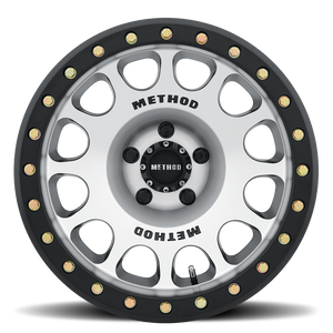 Method 105 Beadlock Wheel Machined Center Cap