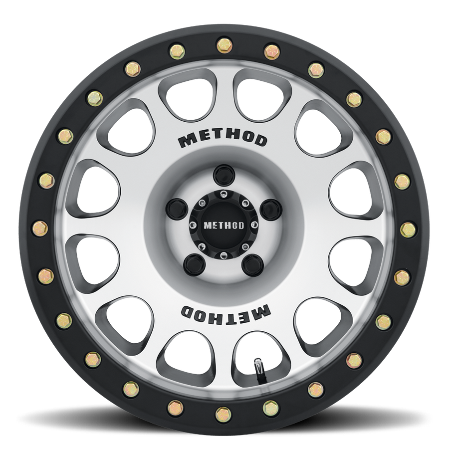 Method Race Wheels Machined Beadlock Off-road Jeep Wheel