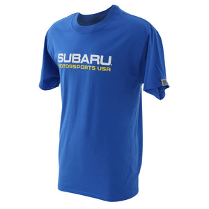 Method Subaru VSC Rally T-Shirt | Blue