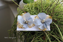 Hydrangea with Metal Petals - Xtra Large