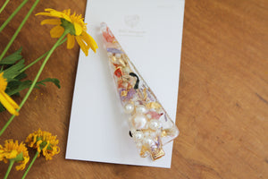 Flower Hair Clip - No.47