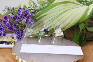 Hydrangea Rings (Limited item)- No.3
