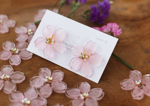 Sakura Earrings - Large