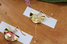 Flower Ponytail Hook -  No.11