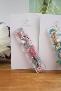 Flower Hair Clip - No.39