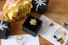Hydrangea Rings (Limited item)