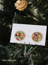 Christmas Flower Medallion