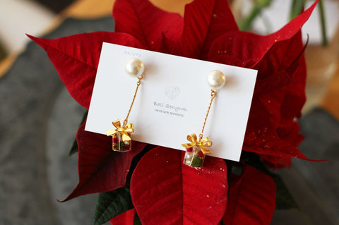 Christmas Gift with Japanese Cotton Pearl