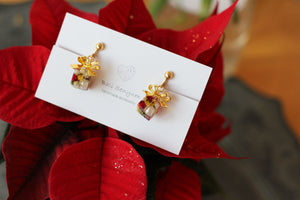 Christmas Gift Earring