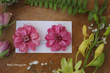 Pink Zinnia Flower No.4