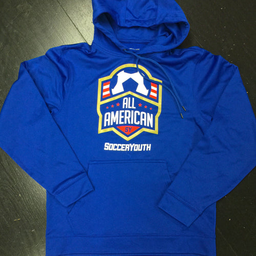 All-American - Hoodie (Royal Blue)