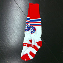 Load image into Gallery viewer, All-American Socks (Red)