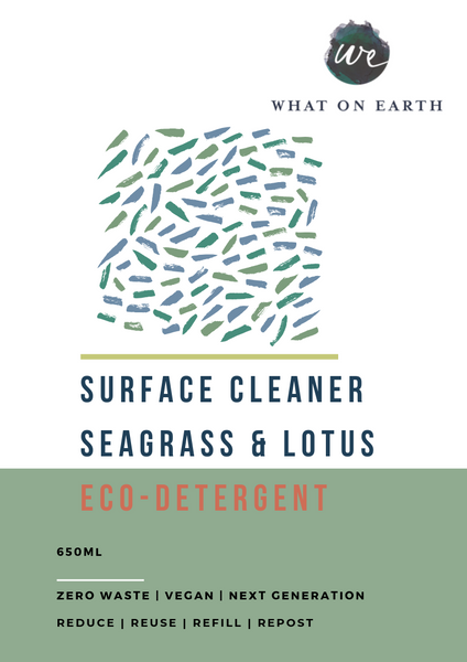 Multi-Surface Cleaner Refill | Seagrass & Lotus