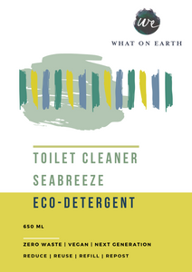 Toilet Cleaner Refill | Seabreeze