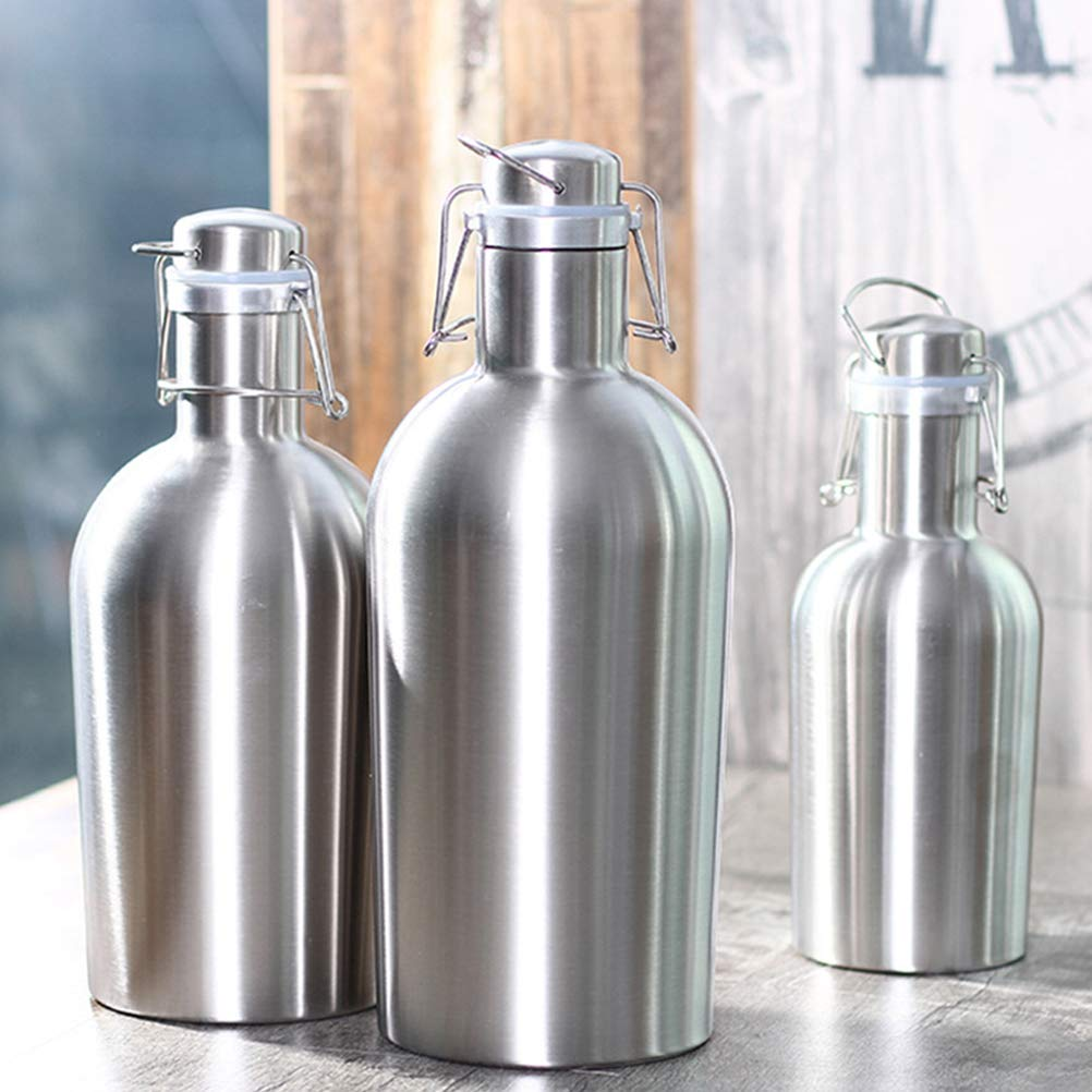 Stainless Steel Container 1L  & FREE REFILL