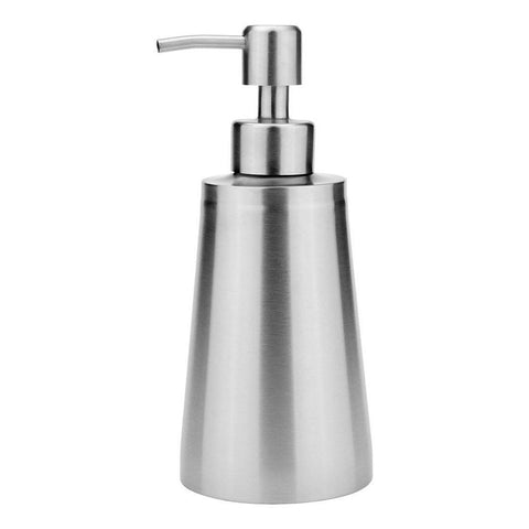 Stainless Steel Hand Wash Dispenser & A FREE Rhubarb Hand Wash Fill