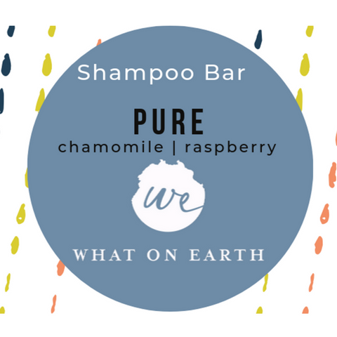 Pure | Shampoo Bar | Extra-Sensitive Skin | Unscented