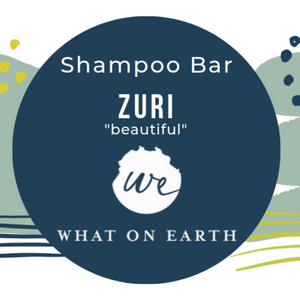 "Zuri ""Beautiful"" Shampoo Bar 