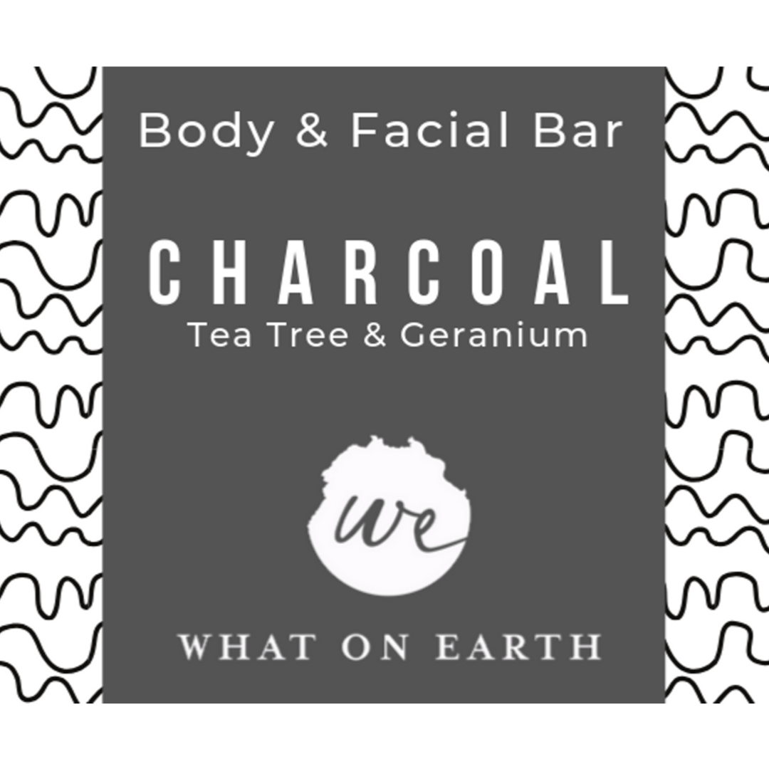 Bamboo Charcoal | Body and Facial Bar