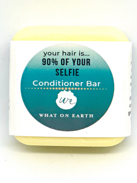 Conditioner Bar | Handmade | Organic Hair Conditioner