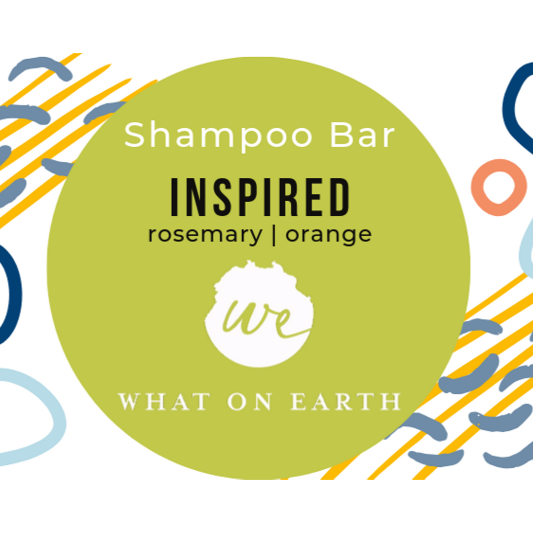Inspired | Shampoo Bar | Oily Hair