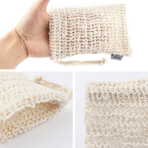 Soap Saver | Natural Sisal Bag | 2 Pck