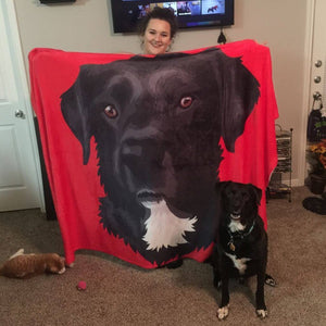 Custom Fleece Blanket