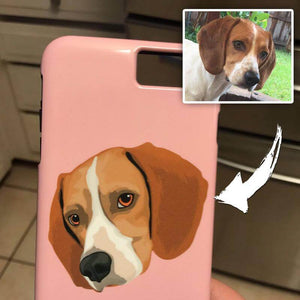 Custom Pet Phone Case