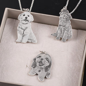 Custom PetsMerch™ Necklace