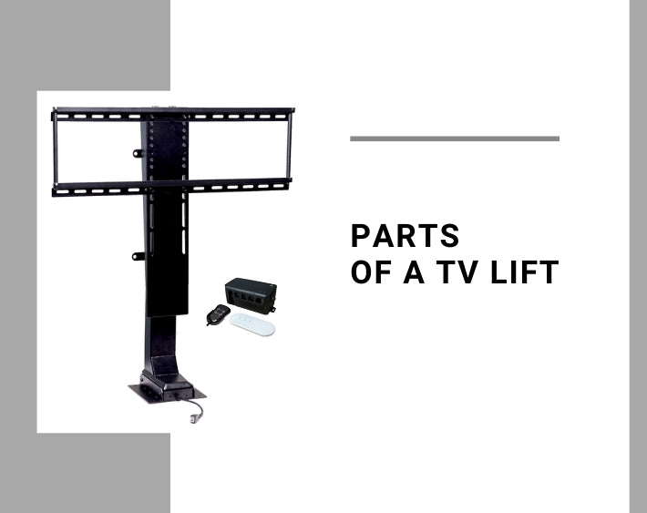 Parts of Tv Lifts